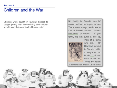 For God, King, and Country: World War One - slide 3